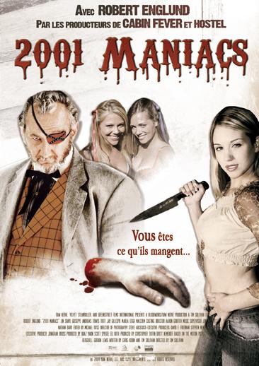 2001  Maniacs 2001maniacs