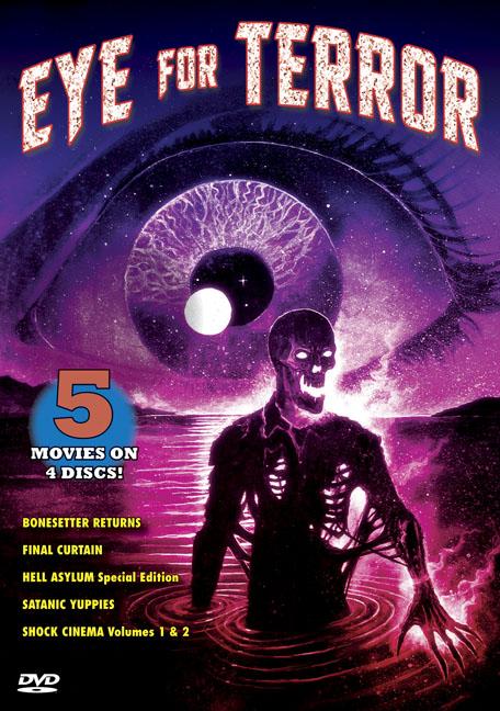 Eye For Terror - DVD Tempe Video Eyeforterror